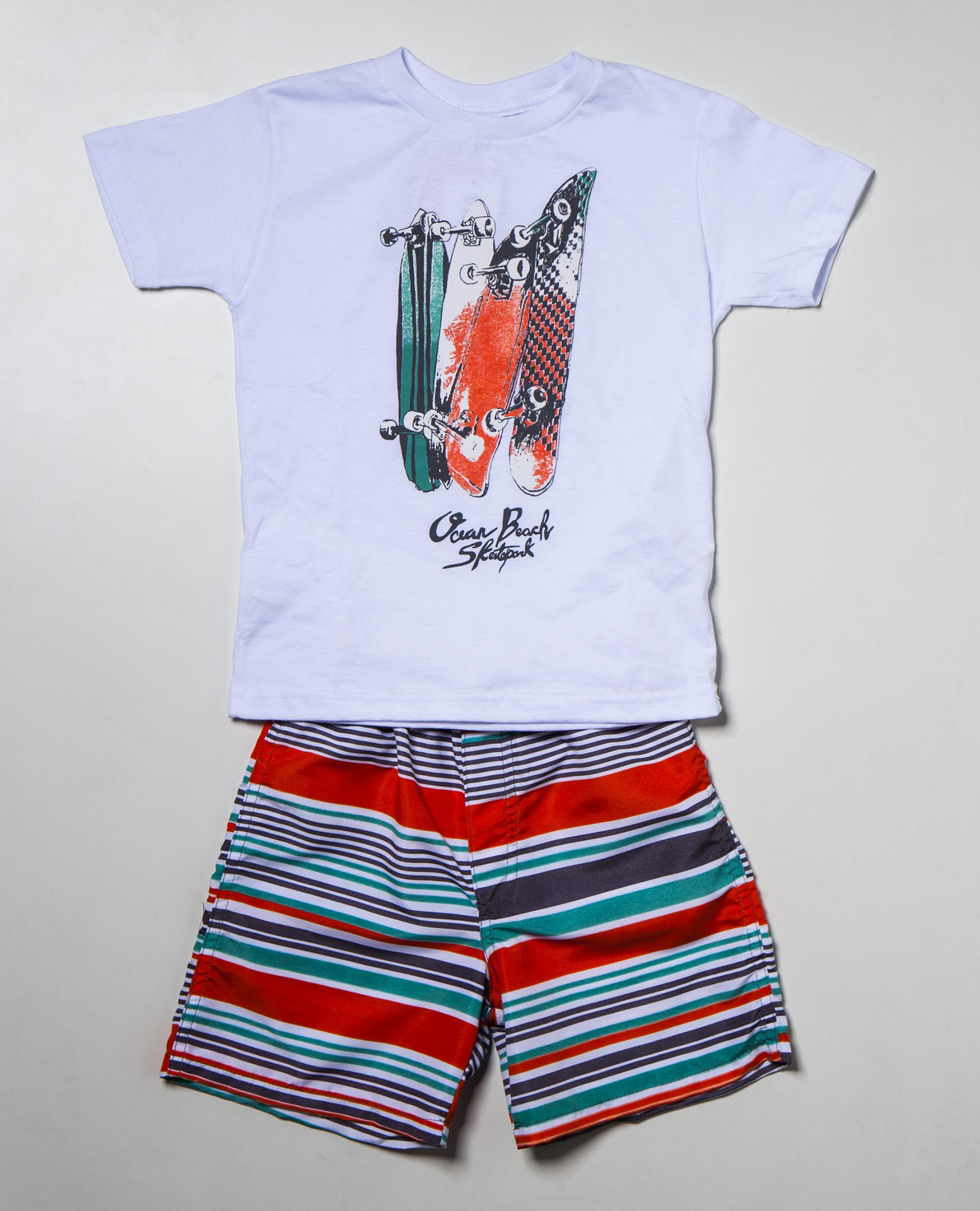 A moda primavera verão da Alô Bebê está divertida e confortável. Ver galeria 2df94e016b0